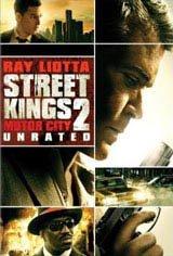 Street Kings 2: Motor City Movie Poster