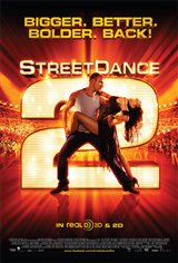 StreetDance 2 Movie Poster Movie Poster