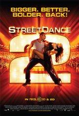 StreetDance 2 3D Movie Poster