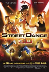 StreetDance Movie Poster Movie Poster