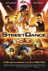 StreetDance 3D Movie Poster