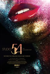 Studio 54 (Toronto, Montreal) Poster