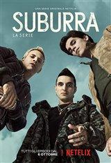 Suburra (Netflix) Affiche de film