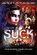 Suck Movie Poster