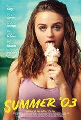 Summer '03 Large Poster