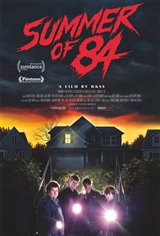 Summer of 84 Movie Poster Movie Poster