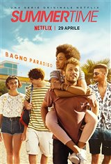 Summertime (Netflix) Movie Poster