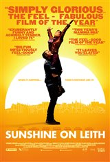 Sunshine on Leith Movie Poster