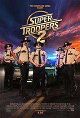 Super Troopers 2 Movie Poster Movie Poster