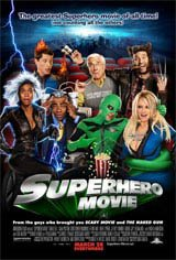 Superhero Movie Movie Poster