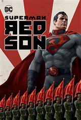 Superman: Red Son Movie Poster