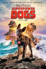 Superpower Dogs Large Poster