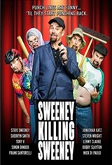 Sweeney Killing Sweeney Large Poster