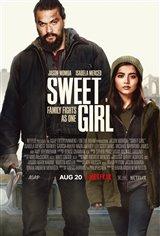 Sweet Girl (Netflix) Movie Poster