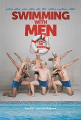 Swimming with Men Affiche de film