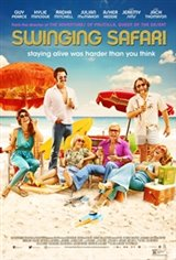 Swinging Safari Affiche de film