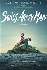 Swiss Army Man Movie Poster