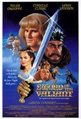 Sword of the Valiant (1984) Affiche de film