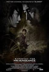 Sympathy for Mr. Vengeance Movie Poster Movie Poster