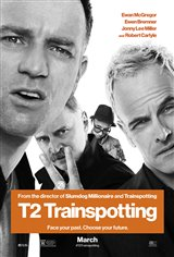 T2 Trainspotting (Toronto, Montreal, Vancouver) Poster