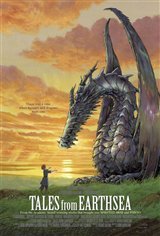 Tales from Earthsea (Subtitled) Movie Poster