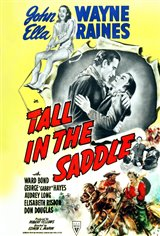 Tall in the Saddle Affiche de film