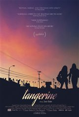 Tangerine Movie Poster Movie Poster