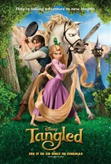 Tangled Movie Poster Movie Poster