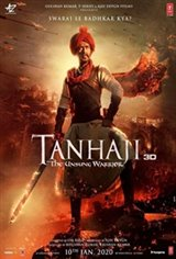 Tanhaji: The Unsung Warrior (Hindi) Affiche de film