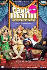 Tanu Weds Manu Returns Movie Poster