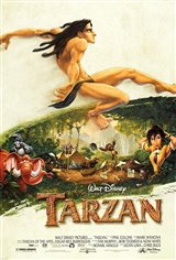 Tarzan (1999) Movie Poster