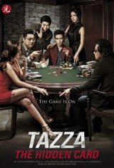 Tazza 2: The Hidden Card Movie Poster