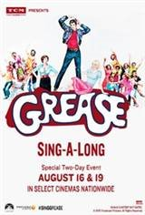 TCM Presents Grease Sing-A-Long Movie Poster
