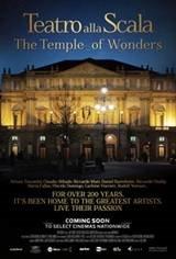 Teatro alla Scala - Il tempio delle meraviglie Movie Poster