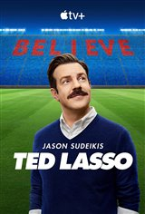 Ted Lasso (Apple TV+) Movie Poster