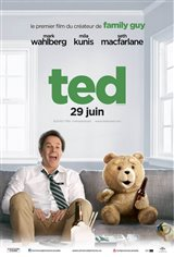 Ted (v.f.) Movie Poster