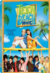Teen Beach Movie Movie Poster