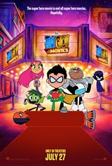 Teen Titans GO! to the Movies Movie Poster Movie Poster