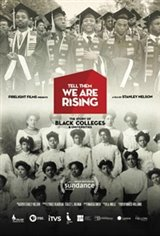 Tell Them We Are Rising: The Story of Black Colleges and Universities Large Poster