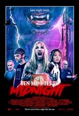 Ten Minutes to Midnight Movie Poster