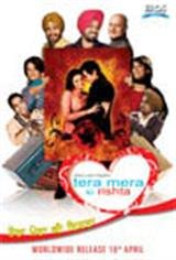 Tera Mera Ki Rishta Movie Poster