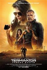Terminator : Sombre destin - L'expérience IMAX Affiche de film