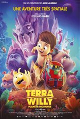 Terra Willy Affiche de film