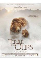 Terre des ours 3D Affiche de film