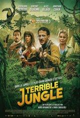 Terrible Jungle Affiche de film