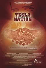 Tesla Nation Large Poster