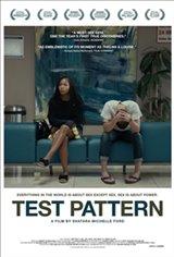 Test Pattern Large Poster