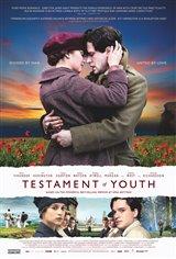 Testament of Youth (v.o.a.) Affiche de film