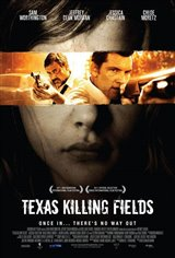 Texas Killing Fields Large Poster