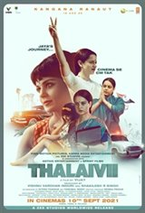 Thalaivi (Tamil) Movie Poster